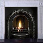 Antique Georgian Fireplace Mantel Chimney Piece