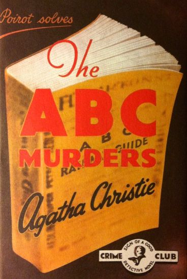 Original ABC Murders Novel